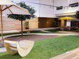 Neue Terrassen Ausstellung Im Holzforum Mnchen Heimische Hlzer inside dimensions 4860 X 3240