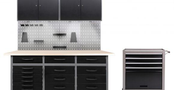 Ondis24 Werkstatt Set Konny 2 Schrnke Werkstatteinrichtung Led within proportions 2268 X 1600