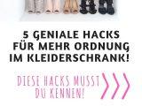 Ordnung Im Kleiderschrank 5 Tipps Fr Mehr Ordnung Entrmpeln intended for dimensions 800 X 2000