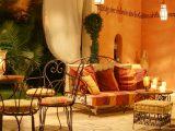 Orientalische Marokkanische Lampen Dekoration Und Mbel Bei Marrakesch for sizing 2300 X 800