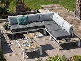 Outliv Hamilton Loungeecke 4 Teilig Aluminiumpolywood Garten within size 1100 X 1100