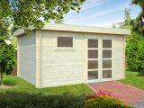 Palmako Holz Gartenhaus Elsa B Xt 390 Cm X 300 Cm Kaufen Bei Obi within proportions 1500 X 1500