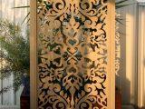 Paravent De Jardin Design En Acier Ajour Orn Darabesques in dimensions 750 X 1052