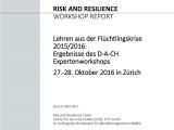 Pdf Lehren Aus Der Flchtlingskrise 20152016 Ergebnisse Des D A pertaining to size 850 X 1205