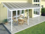 Perfekte Terrassenberdachung Terrassendach Im Garten for dimensions 1500 X 1144