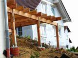 Pergolamarkise Selber Bauen Luxus Pergola Selber Bauen Terrasse with measurements 1024 X 768