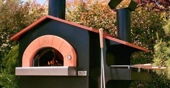 Pizzafen Fr Den Garten Alfa Pizza Ofen Fiesta Barbecue for proportions 1640 X 2000
