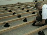 Professionelle Montage Einer Holzterrasse Professional throughout proportions 1280 X 720