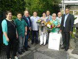 Profine 45 Jahre Partnerschaft Zwischen Weber Fenster Und Kmmerling pertaining to sizing 1067 X 800