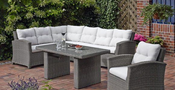 Rattan Gartenmobel Lounge Gartenmobel Set Poly Rattan Garten with regard to size 1200 X 899