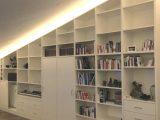 Regal Nach Ma Fr Ihr Wohnzimmer Planen Schrankwerkde intended for size 1000 X 1000