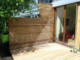 Regale Hypnotisierend Holz Trennwand Terrasse Einfach Sichtschutz pertaining to sizing 1200 X 675