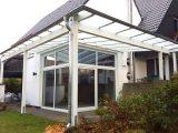 Regenrinne Am Terrassendach So Bleibt Ihre Terrasse Trocken pertaining to size 2048 X 1365