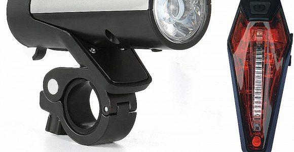 Rennrad Beleuchtung Stvo Awesome Fahrrad Licht Set Premium Led with measurements 900 X 899