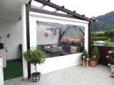 Rollo Durchsichtig Schn Terrassen Rollos Durchsichtig Beautiful for sizing 1200 X 900
