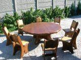 Runder Gartentisch Aus Massiv Eiche Oder Fichte Fr 8 Personen for size 1024 X 768