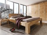 Schlafzimmer Aus Massivholz Gnstig Kaufen Bettende intended for sizing 1600 X 873