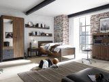 Schlafzimmer Jugendzimmer Industrial Style Bett 90 X 200 Stirling intended for sizing 3508 X 2223
