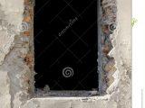 Schwarzes Fenster Ohne Glas Stockbild Bild Von Stdtisch throughout size 957 X 1300