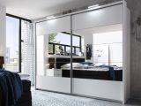 Schwebetrenschrank Penta Kleiderschrank Schrank Schlafzimmer Wei throughout proportions 3231 X 2480