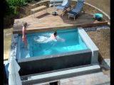 Schwimmbadbau Dokumentation Eines Pool Im Garten Im Zeitraffer with regard to proportions 1280 X 720