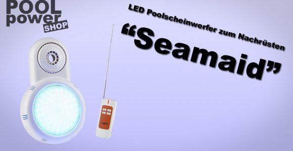 Seamaid Led Poolscheinwerfer Zum Nachrsten Vorstellung Und within sizing 1280 X 720