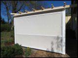 Seitenrollo Terrasse 66364 Durchsichtige Wetterschutzrollos Fr pertaining to size 1200 X 900