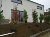 Sichtschutzbepflanzung Moderner Sichtschutz Im Garten intended for measurements 3072 X 1728