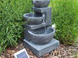 Solar Springbrunnen Nsp12 Mit Akku Led Beleuchtung Fr Garten Balkon pertaining to measurements 1000 X 1000