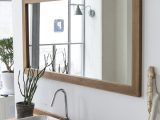 Spiegel Wandspiegel Badspiegel Aus Teak Massiv Holzrahmen Bad Neu throughout sizing 1200 X 1200