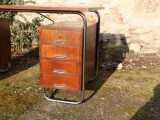 Stahlrohr Schreibtisch 30er Jahre Deisgn Vintage Mbel Antik Zoneat intended for size 1200 X 800