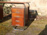 Stahlrohr Schreibtisch 30er Jahre Deisgn Vintage Mbel Antik Zoneat with regard to measurements 1200 X 800