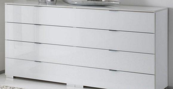 Staud Sonate Schlafzimmer Kommode Sideboard Weiss Mit Schubladen regarding proportions 1382 X 884