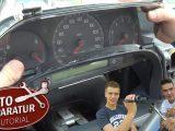 Tacho Ausbauen Tachobeleuchtung Kaputt Volvo V70 850 Auto throughout size 1280 X 720
