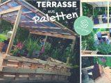 Terrasse Aus Paletten Selber Bauen Palettenmbel Europaletten regarding proportions 1280 X 720