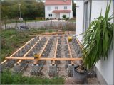 Terrasse Aus Paletten Terrasse Selbst Bauen Wunderbar intended for measurements 1614 X 1214