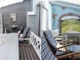 Terrasse Gestalten Die Shab Chic Terrasse Als Veranda in size 1261 X 640