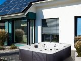 Terrasse Heizen Awesome Terrasse Heizen Zuhause Sommer Ferien Decke inside size 1000 X 999