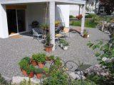 Terrasse Nur Aus Split Hausgarten in size 1024 X 768