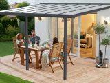 Terrassen Berdachung Trend Aluminium Modell Trend Terrassen intended for sizing 1200 X 742