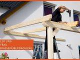 Terrassenberdachung Aus Holz Terrassendach Selber Bauen inside proportions 1280 X 720