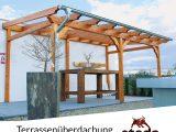 Terrassenberdachung Holz Leimholz 6×4 M 600×400 Cm Freistehend inside measurements 1000 X 1000