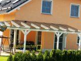 Terrassenberdachung Selber Bauen Mit Glasdach throughout sizing 1500 X 536