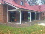Terrassendach Mit Ziegeln Die Optimale Eindeckung with regard to measurements 1400 X 940