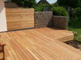 Terrassendielen Robinie Kaufen Flgge Holz Holz Wohnen Gartende within dimensions 3264 X 1836