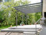 Terrassenuberdachung Stahl Verzinkt Preise Terrassenberdachungen inside dimensions 1204 X 976