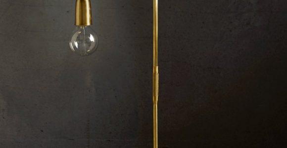 Tine K Standlampe Messing Villa Smilla in dimensions 768 X 1024
