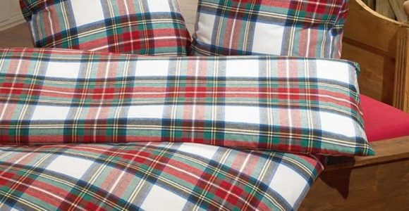 Tom Tailor Flanell Biber Bettwsche 135×200 80×80 Cm In Rot Von within size 785 X 1125
