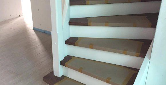 Treppe Zum Dachboden Frisch Unser Hausbau Am Waldchen Die Ist Da intended for dimensions 1200 X 1600
