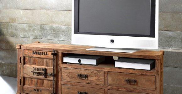 Tv Schrank Wohnzimmer Erstaunlich Lowboard Mumbai Xx Cm Sheesham for proportions 1050 X 800